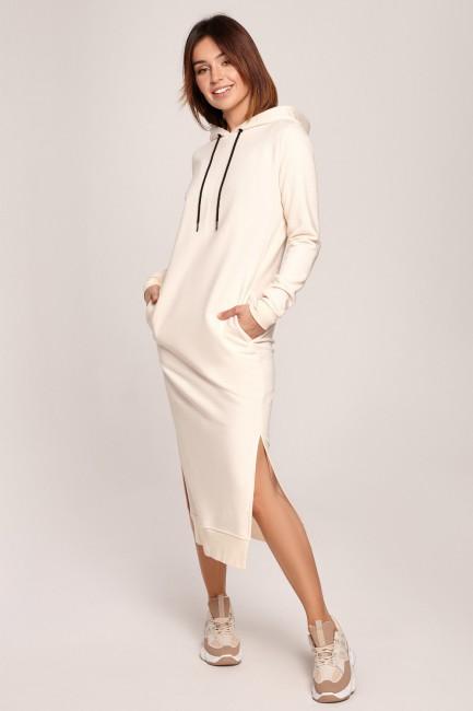 CM5857 Sukienka midi z...