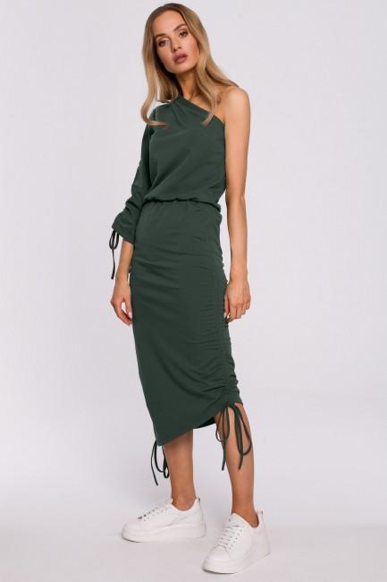 CM5871 Sukienka na jedno...