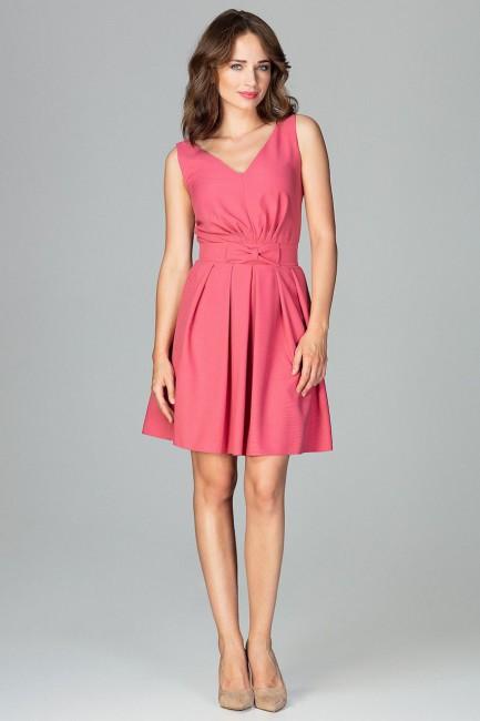 CM3853 Koktajlowa sukienka...