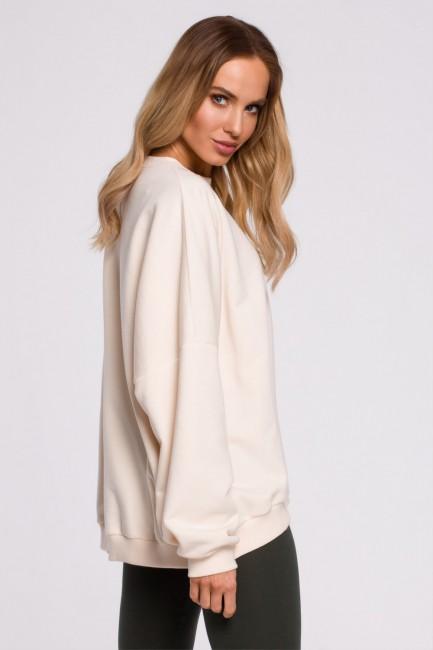 CM5878 Stylowa bluza...