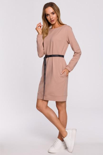 CM5881 Sukienka z...