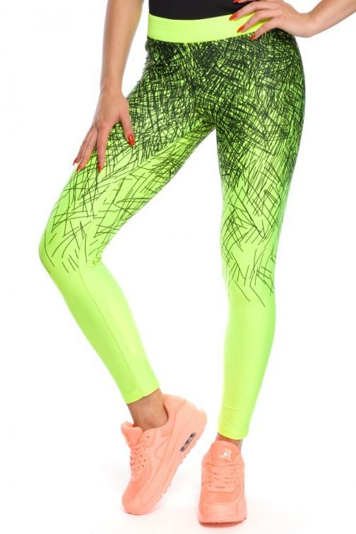 CM3114 Elastyczne legginsy na fitness