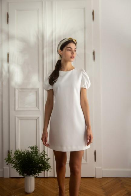 CM5896 Sukienka mini z...