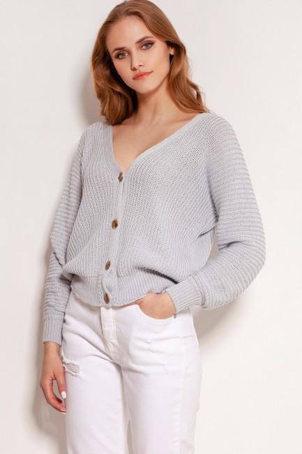 CM5919 Bawełniany sweter w...