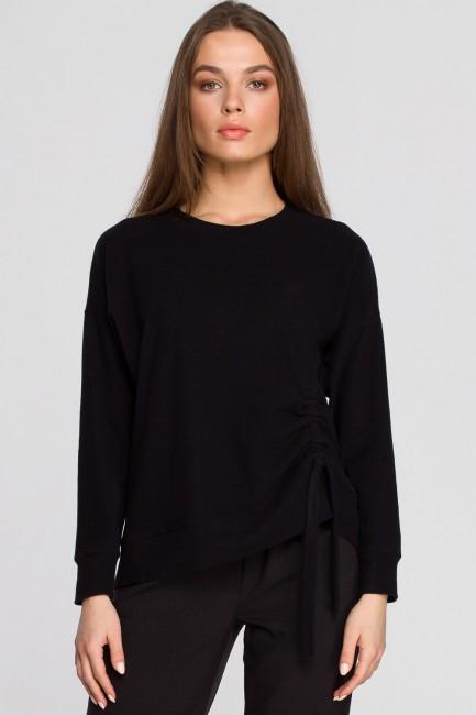 CM5930 Sweter z trokami -...