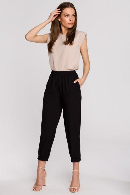 CM5933 Spodnie z mankietami...