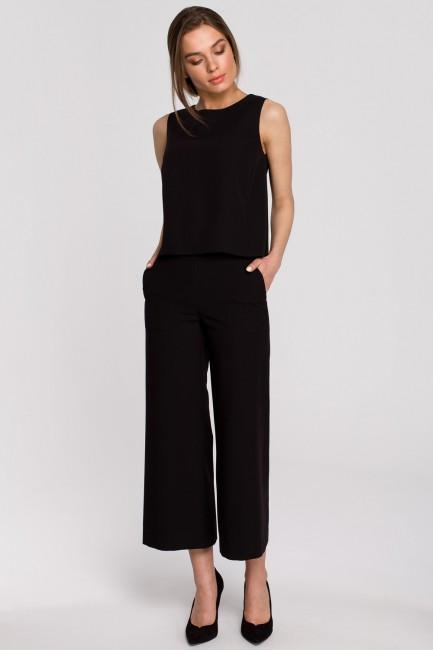 CM5934 Spodnie z szerokimi...