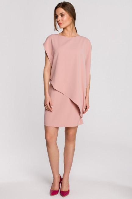 CM5940 Warstwowa sukienka...