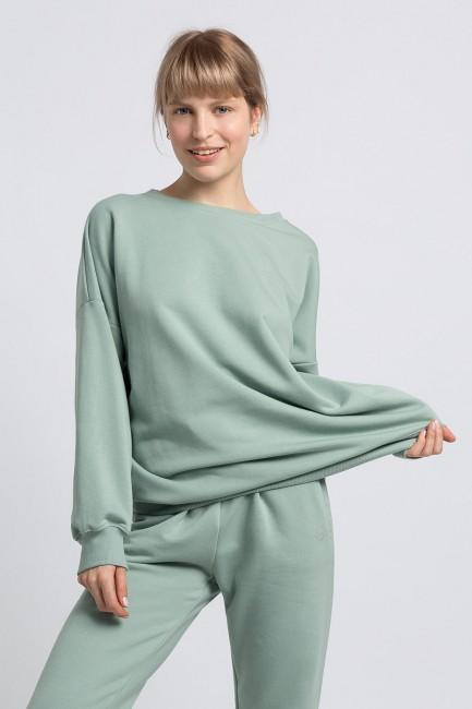 CM5963 Klasyczna bluza z...