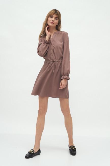 CM5988 Wiskozowa sukienka...
