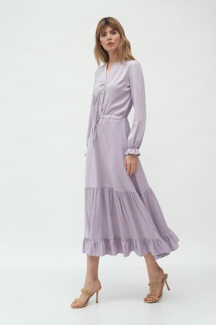 CM5991 Sukienka maxi z...