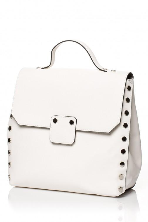 CM3831 Mała elegancka torebka - ecru