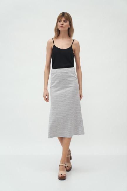 CM5997 Trapezowa spódnica...