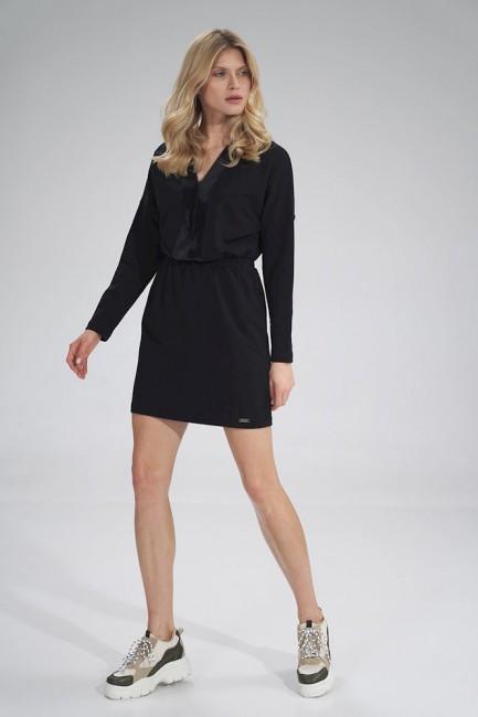 CM6023 Sukienka mini z...