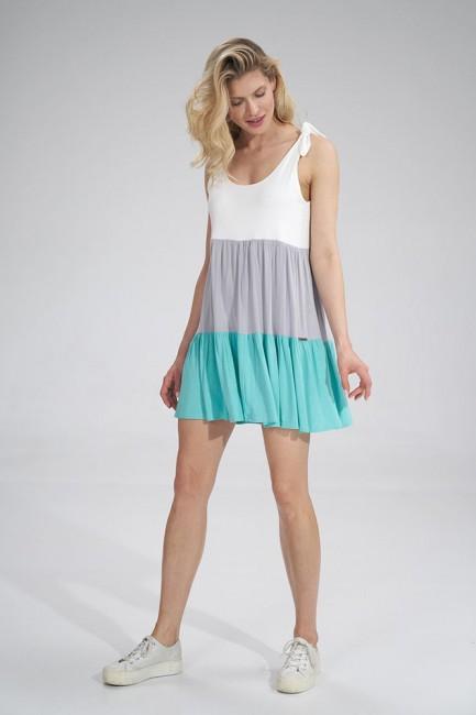 CM6024 Sukienka mini...