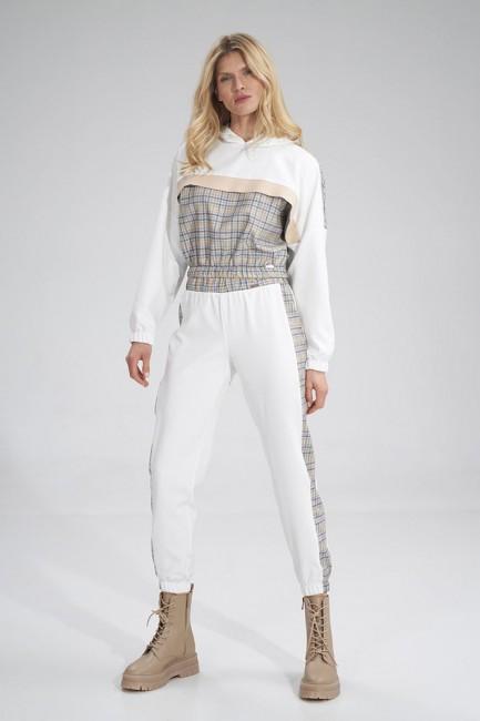 CM6027 Sportowe spodnie z...