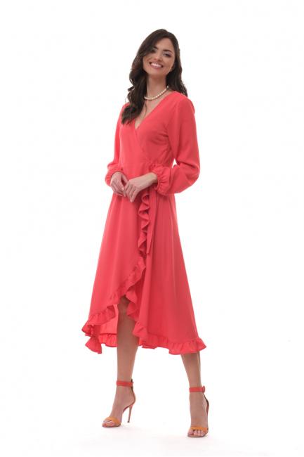 CM6069 Zwiewna sukienka...