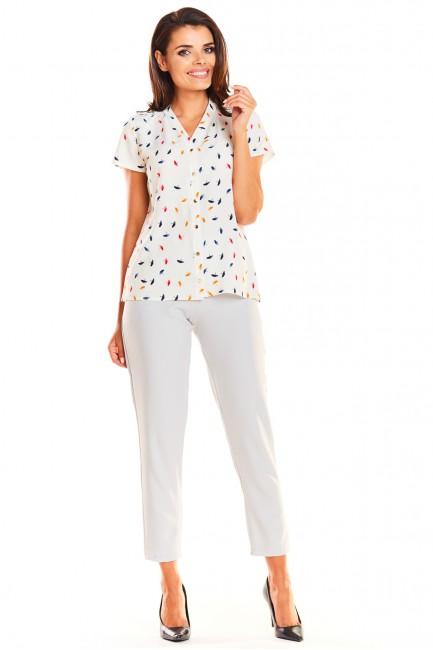 CM3936 Koszula z krótkim...