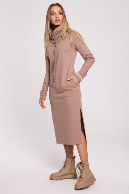 CM6239 Sukienka maxi z...