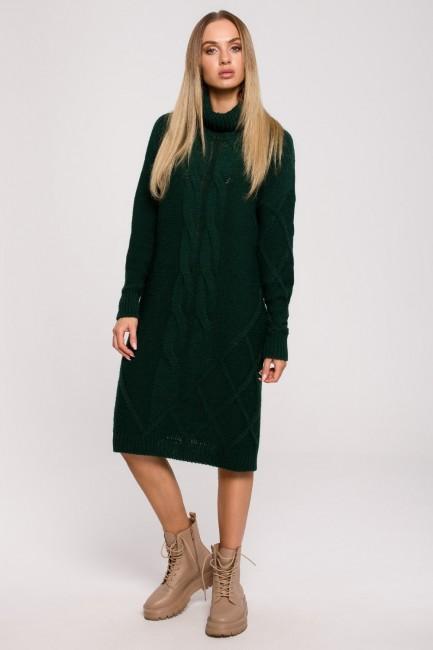 CM6251 Długi sweter -...