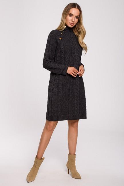 CM6252 Długi sweter -...