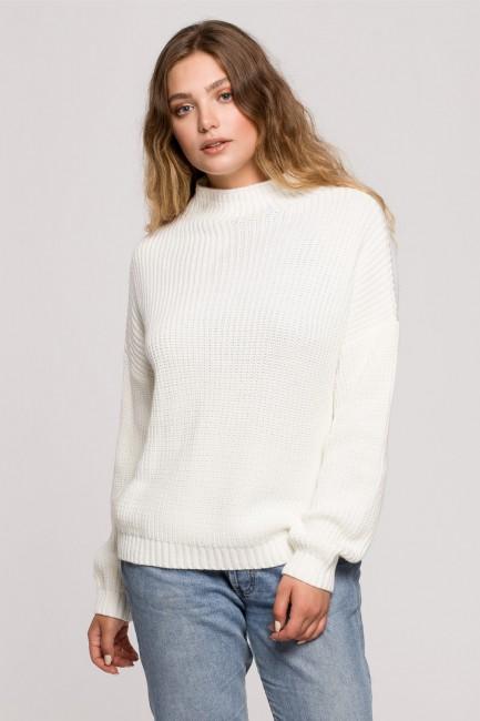 CM6261 Sweter z półgolfem -...