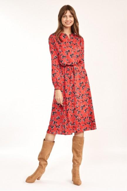 CM6101 Kobieca sukienka...