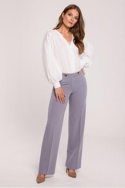 CM6273 Spodnie z prostymi...