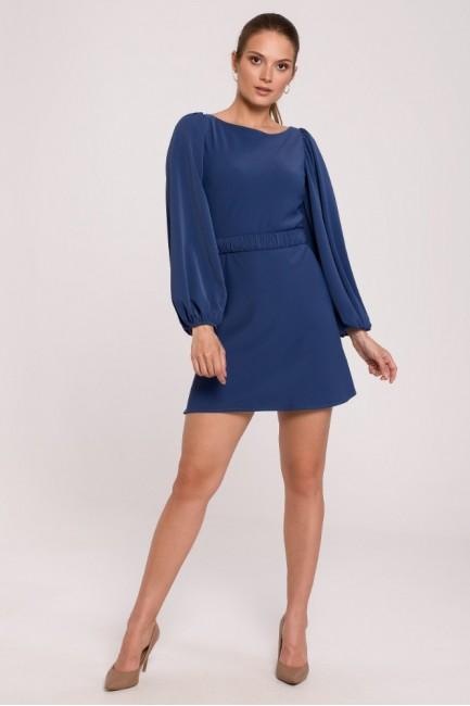 CM6275 Sukienka mini z...