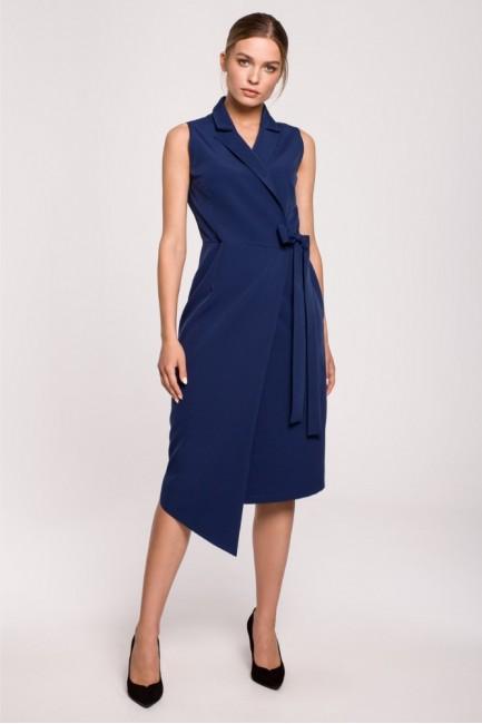 CM6287 Sukienka bez rękawów...