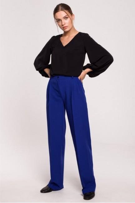 CM6295 Klasyczne spodnie na...