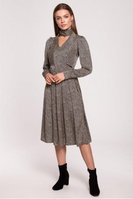 CM6300 Sukienka w...