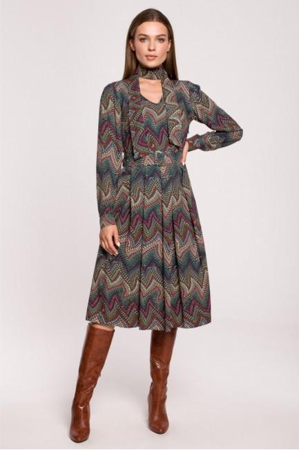 CM6301 Modna sukienka w...