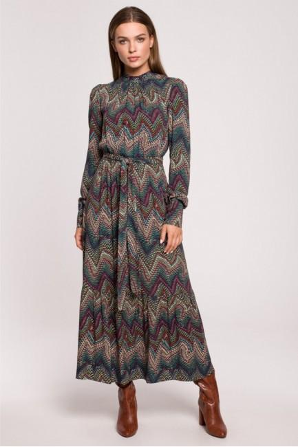 CM6303 Kobieca sukienka...
