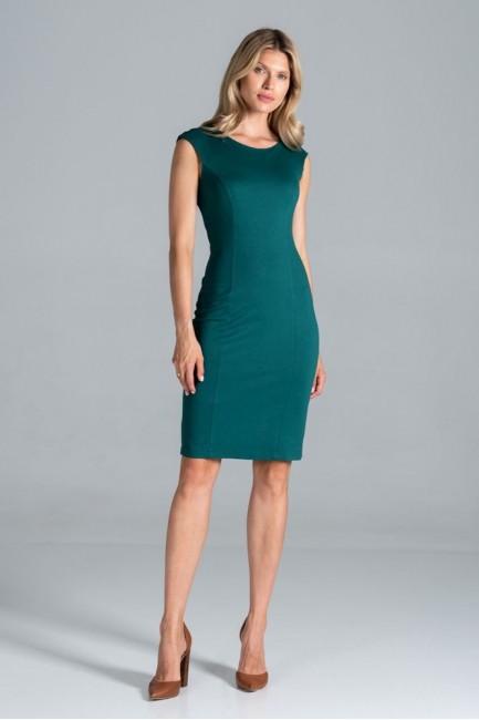 CM6327 Dopasowana sukienka...
