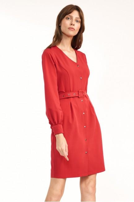 CM6334 Sukienka mini z...
