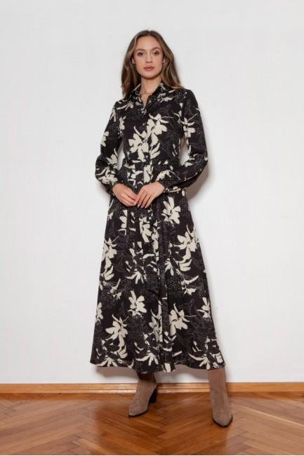 CM6348 Sukienka maxi na...