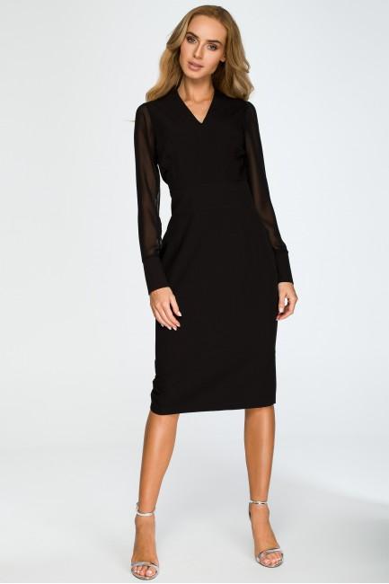 CM4033 Ołówkowa sukienka z...
