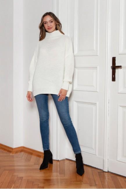 CM6352 Sweter oversize z...