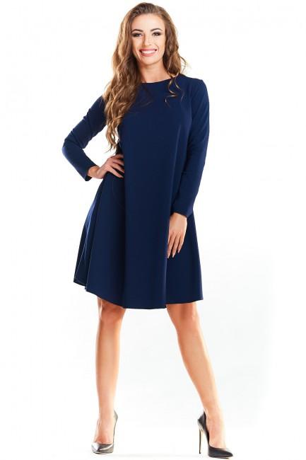 CM4036 Klasyczna sukienka...