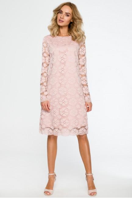 CM4016 Koronkowa sukienka...