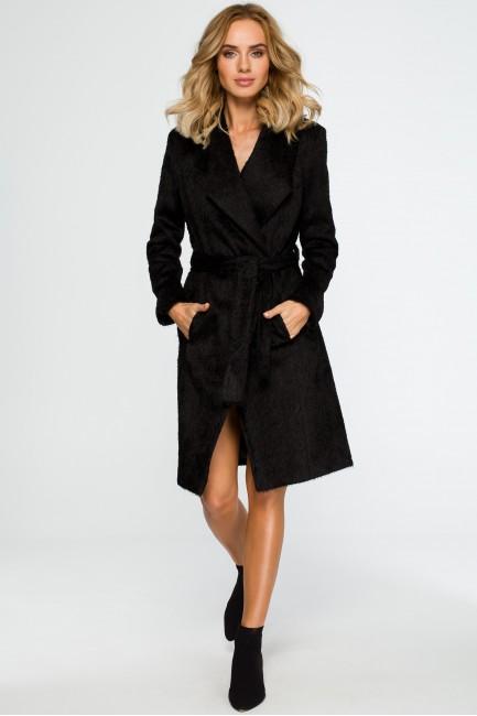 CM4020 Stylowy płaszcz z...
