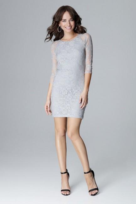 CM4064 Koronkowa sukienka...
