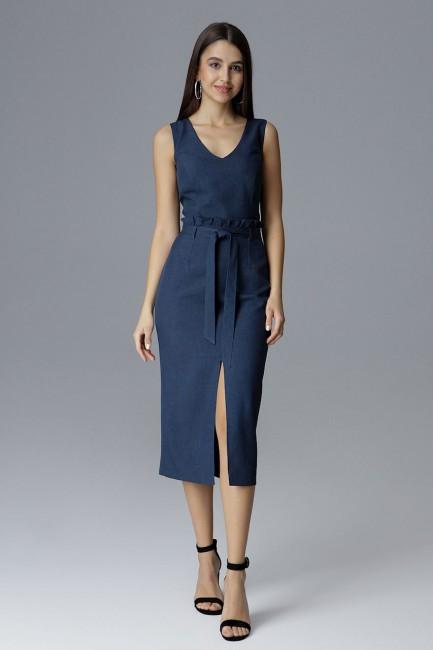 CM4078 Dopasowana sukienka...