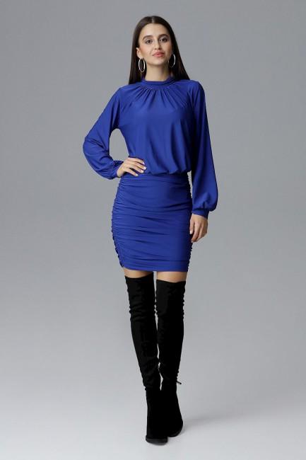 CM4080 Sukienka mini z...
