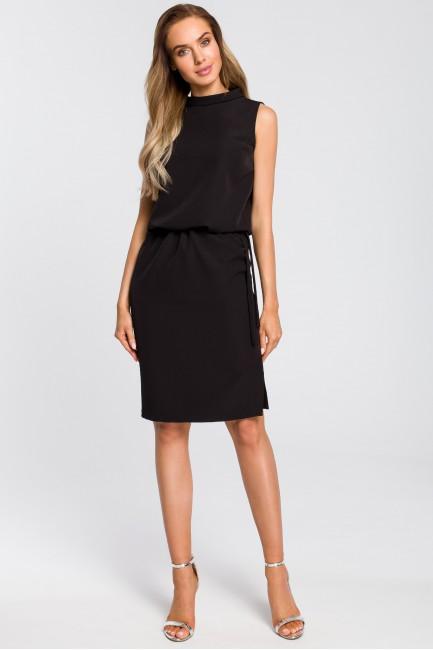 CM4104 Elegancka sukienka z...