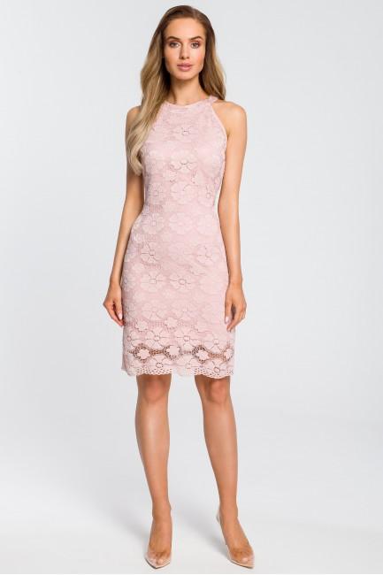 CM4112 Dopasowana sukienka...
