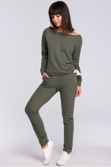 CM4121 Spodnie joggery - khaki