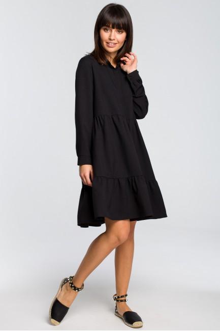 CM4124 Sukienka z trzech...