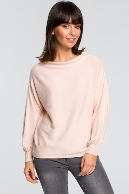 CM4151 Sweter z szerokimi...